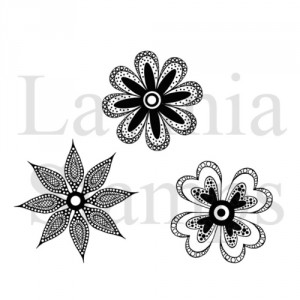 Lavinia Stamps - Zen Small Flower Pack