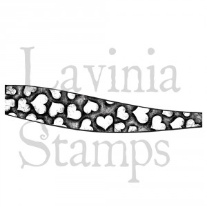 Lavinia Stamps - Hill Border Heart