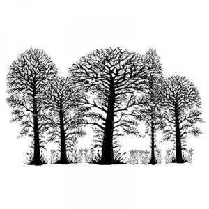 Lavinia Stamps - Trees