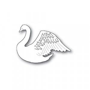 Memory Box Stanzschablone - Proud Swan
