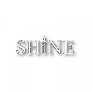 Memory Box Stanzschablone - Candlelit Shine