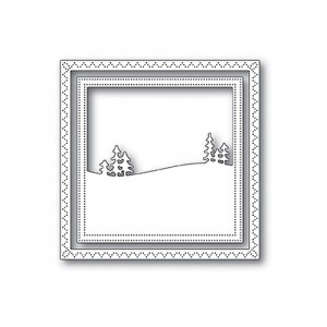 Memory Box Stanzschablone - Meadowtree Frame