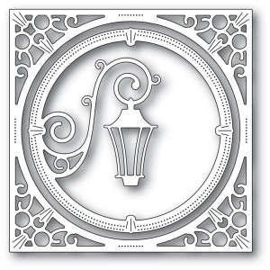 Memory Box Stanzschablone - Hanging Lantern Frame