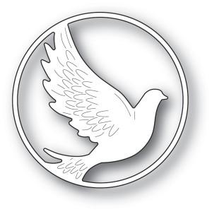 Memory Box Stanzschablone - Dove Circle