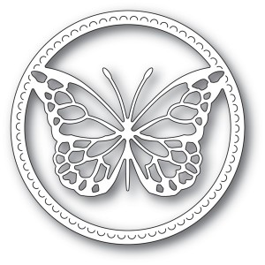 Memory Box Stanzschablone - Delicate Butterfly - 30% RABATT