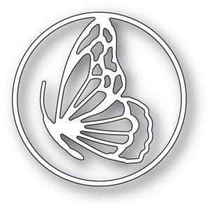 Memory Box Stanzschablone - Peaceful Butterfly Circle - 50% RABATT