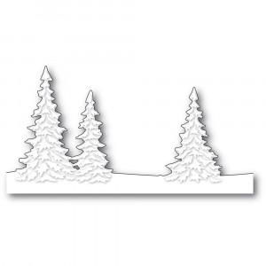 Memory Box Stanzschablone - Pine Tree Hill