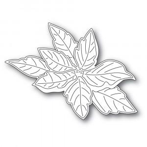 Memory Box Stanzschablone - Ruffled Poinsettia