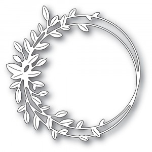 Memory Box Stanzschablone - Jovial Wreath