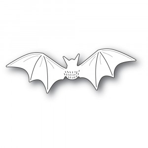 Memory Box Stanzschablone - Cave Bat