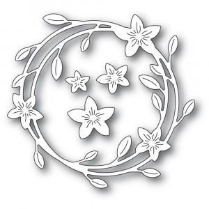 Memory Box Stanzschablone - Magnolia Wreath