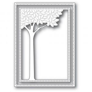 Memory Box Stanzschablone - Leafy Tree Frame
