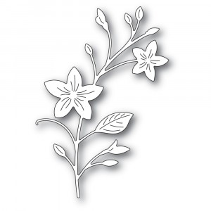 Memory Box Stanzschablone - Pretty Blossom Stem