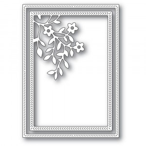 Memory Box Stanzschablone - Cherry Blossom Frame