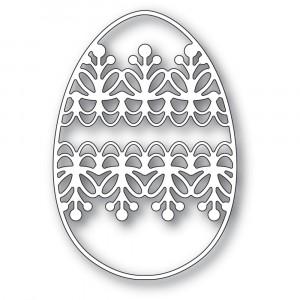Memory Box Stanzschablone - Lacework Egg