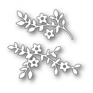 Memory Box Stanzschablone - Cherry Blossom Branches
