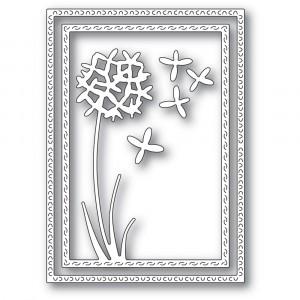 Memory Box Stanzschablone - Gilia Flower Frame