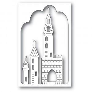 Memory Box Stanzschablone - Imperial Castle Collage