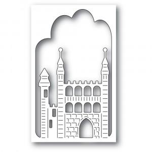 Memory Box Stanzschablone - Stone Keep Castle Collage