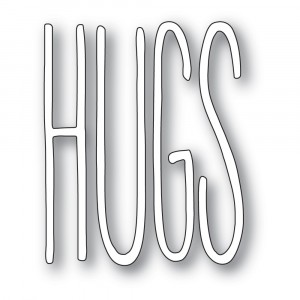 Memory Box Stanzschablone - Twiggy Hugs