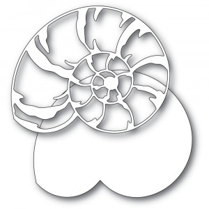 Memory Box Stanzschablone - Grand Spiral Shell