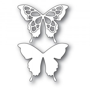 Memory Box Stanzschablone - Glade Butterfly