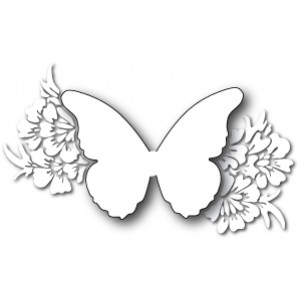 Memory Box Stanzschablone - Angel Butterfly Wings