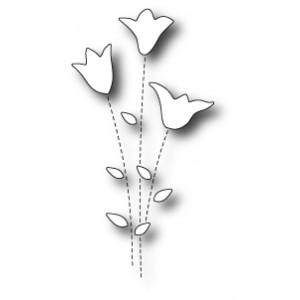 Memory Box Stanzschablone - Stitched Tulips