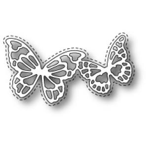 Memory Box Stanzschablone - Calais Butterflies