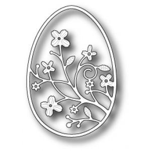 Memory Box Stanzschablone - Waltham Egg