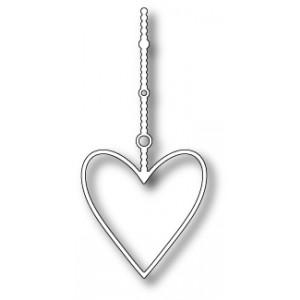 Memory Box Stanzschablone - Devotion Heart