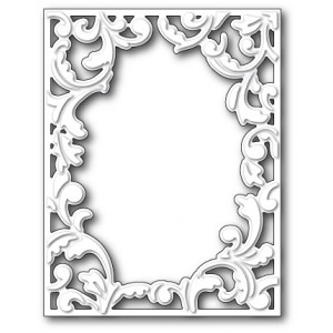 Memory Box Stanzschablone - Elliana Border Frame