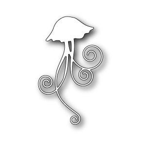Memory Box Stanzschablone - Elegant Jellyfish