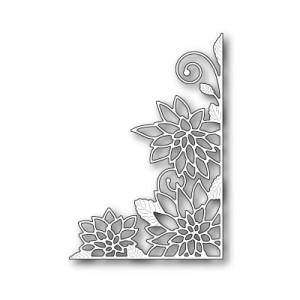 Memory Box Stanzschablone - Chrysanthemum Corner