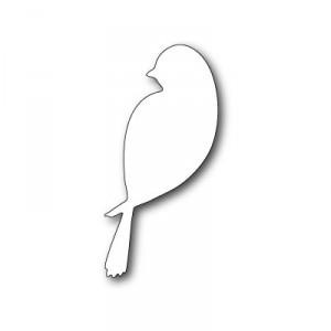 Memory Box Stanzschablone - Airin Bird Background