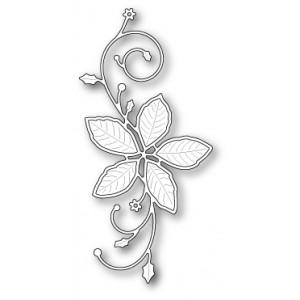 Memory Box Stanzschablone - Poinsettia Flourish