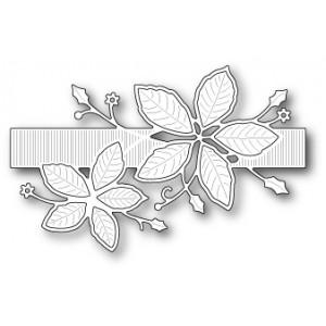 Memory Box Stanzschablone - Poinsettia Band