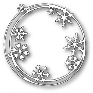 Memory Box Stanzschablone - Snowflake Ring