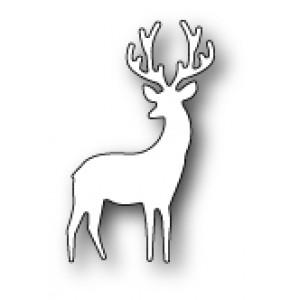Memory Box Stanzschablone - Small Quiet Deer