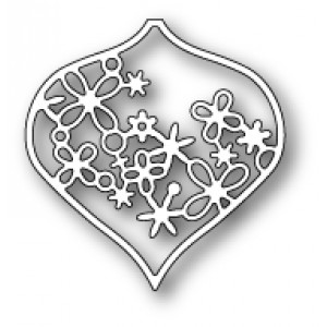 Memory Box Stanzschablone - Marise Ornament