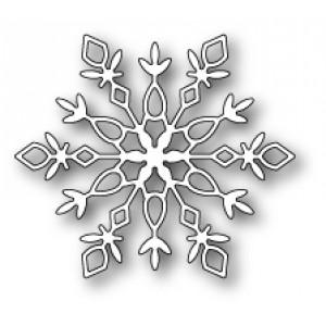 Memory Box Stanzschablone - Demi Snowflake