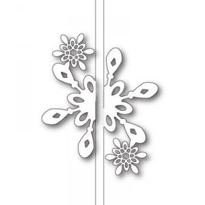 Memory Box Stanzschablone - Bright Snowflake Closer