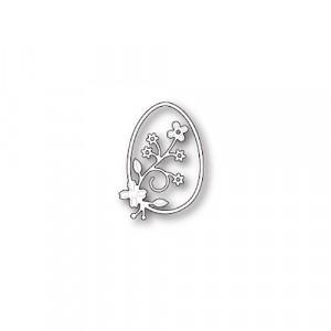 Memory Box Stanzschablone - Springtime Floral Egg
