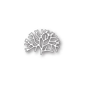 Memory Box Stanzschablone - Small Brain Coral
