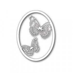 Memory Box Stanzschablone - Avezzano Butterflies - 45% RABATT