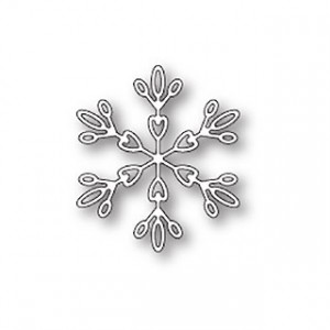 Memory Box Stanzschablone - Evelyn Snowflake