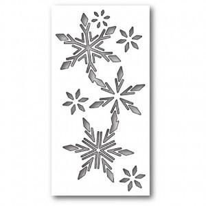 Memory Box Stanzschablone - Tisdale Snowflake Collage
