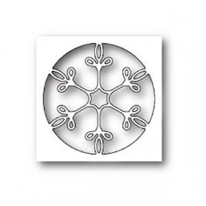 Memory Box Stanzschablone - Winsome Snowflake Collage