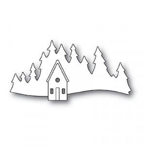 Memory Box Stanzschablone - Alpine Cabin