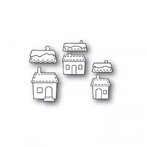 Memory Box Stanzschablone - Stitched Village